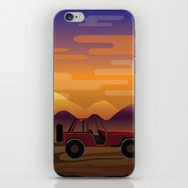 5unset iPhone Skin