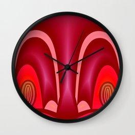 Look! Wall Clock