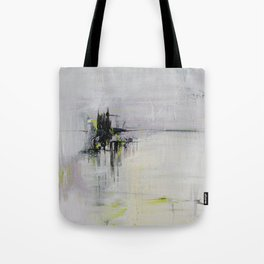 No. 08 Pastel Abstract Painting  Tote Bag