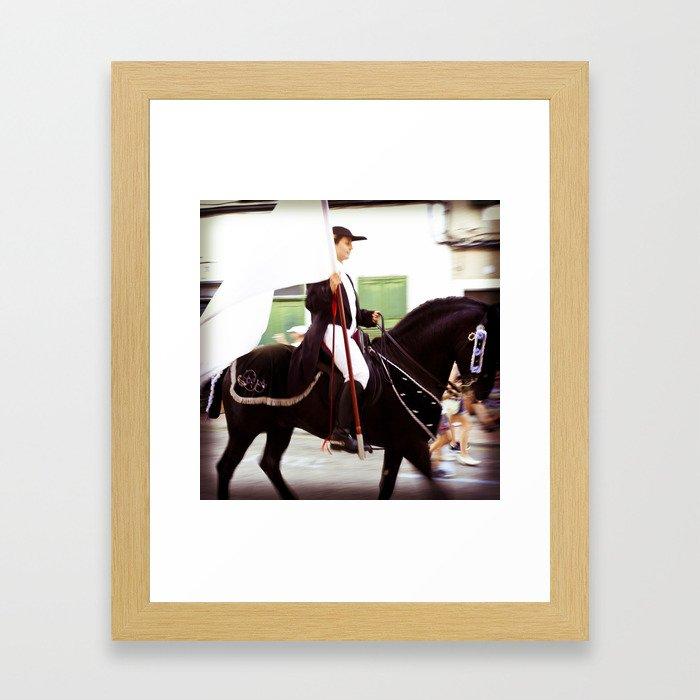 12x12 3 MAHON Framed Art Print