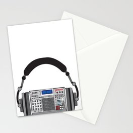Executive Groove Sampler-Head [ MPC Only ] Stationery Cards