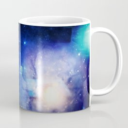 Space Turmoil Universe Coffee Mug