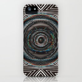 Mental Chasm iPhone Case