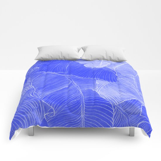 Jungle in the night  Comforters