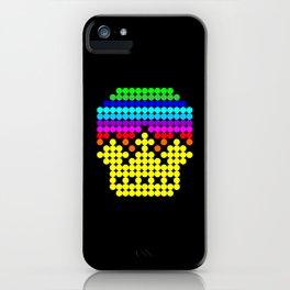 4 BIT Crown iPhone Case