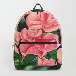 POSTAL FLORAL Backpack