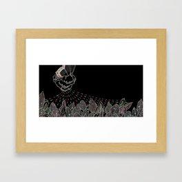 Pipettu - Eggs Laid (Spread 8 of 10) Framed Art Print