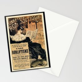 The Age of Romantism Stationery Cards