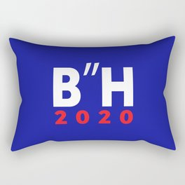"B""H Biden Harris 2020 LOGO JKO Rectangular Pillow"