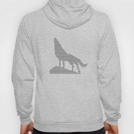 Wolf ascii Hoody