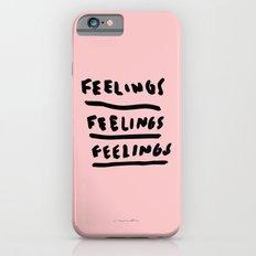 FEELINGS Slim Case iPhone 6