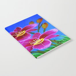 Day lilies Notebook