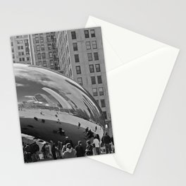 Chicago Clouds Stationery Cards
