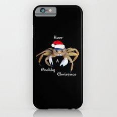 Crabby Christmas iPhone 6s Slim Case