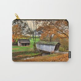 Lincoln's Homestead Carry-All Pouch