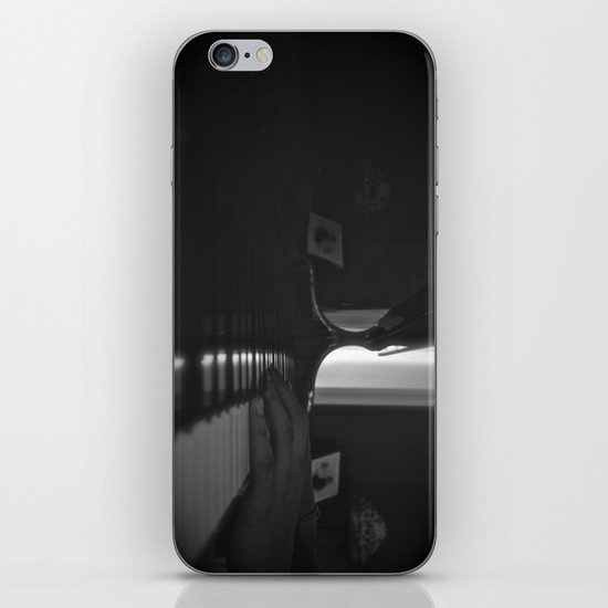 C Major Chord iPhone & iPod Skin