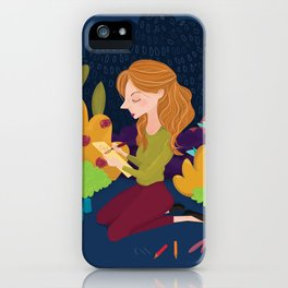 Painting iPhone Case