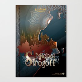 Michel Strogoff Canvas Print
