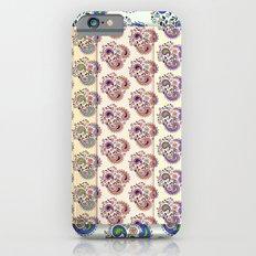 Paisley pattern iPhone 6s Slim Case