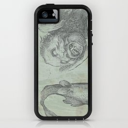 Hunting the Mermaid - Book Cover iPhone Case