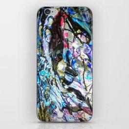 Au creux du feu 2 iPhone Skin