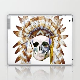 Skull 01 Laptop & iPad Skin