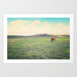 Lost Horizon Art Print