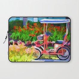 Surrey Bikes 1 Laptop Sleeve
