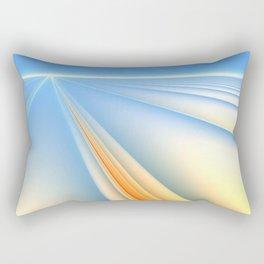 The Blinding Light of Day Rectangular Pillow