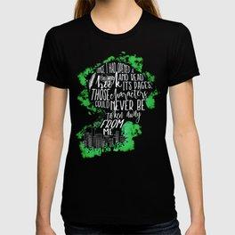 New World Rising - A Book T-shirt