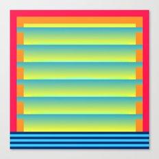 Gradient Fades v.2 Canvas Print