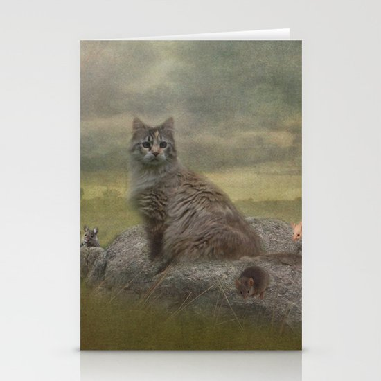 The Mouser Stationery Cards