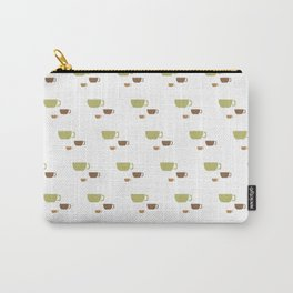 CUP PATTERN Carry-All Pouch