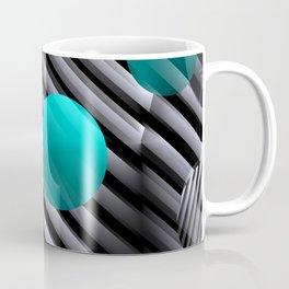 3D - abstraction -126- Coffee Mug
