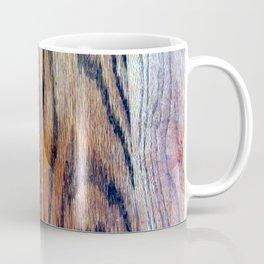 Worn Oak Coffee Mug
