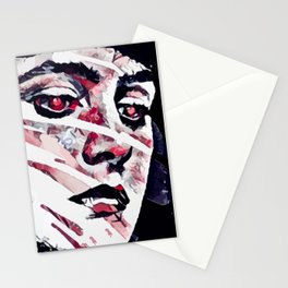 Rachel Understands ~ Scarred Stationery Cards