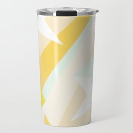 All stars in pastel Travel Mug