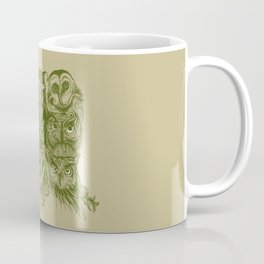 Nine Owls Coffee Mug