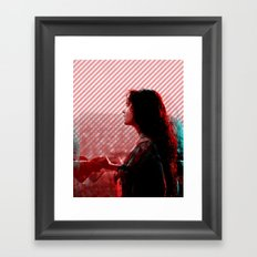 Sheila - Army of Darkness Framed Art Print