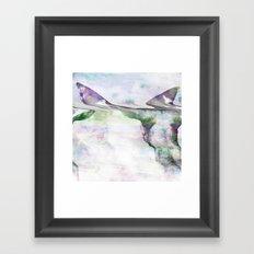 Drowsy Framed Art Print