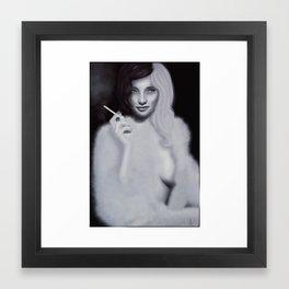 Cruella Framed Art Print
