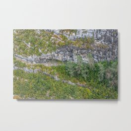 French Gorges du Verdon Metal Print