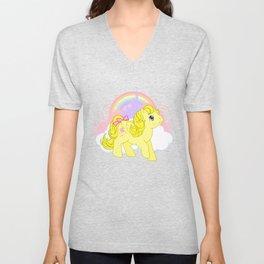 g1 my little pony Baby Lofty Unisex V-Neck
