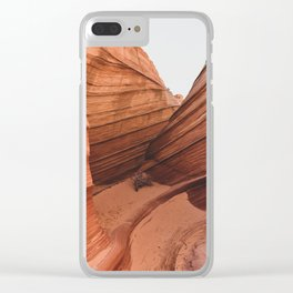 The Wave Enclave ll Clear iPhone Case