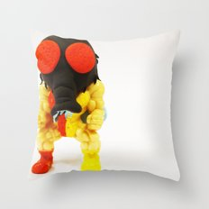 FLY GUY Throw Pillow