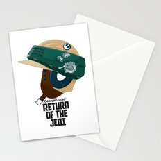 Full Metal Jedi - Clean Version Stationery Cards