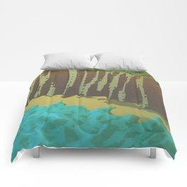 Day 0412 /// C-liff Comforters