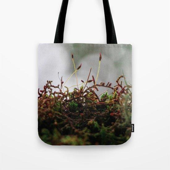 Miniscule World Tote Bag