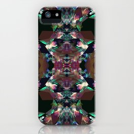 Kalido Negative iPhone Case