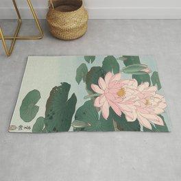 Lotus Lilies  Rug